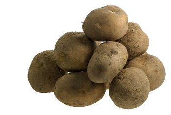 Eat potatoes as a source of vitamins B-6 and C.