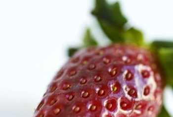 Strawberries have more vitamin C than any other berry.