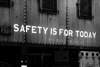 Businesses are required to comply with workplace safety rules and regulations.