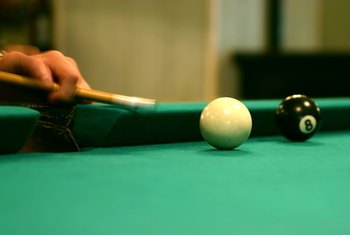 A classic billiard room is an ideal way to entertain guests and practice your game.