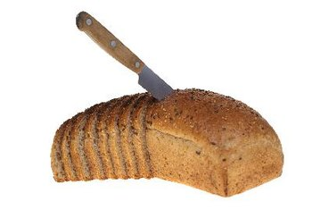Wheat bread is a source of gluten in your diet.