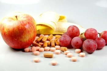 All the vitamins you need are found in food.