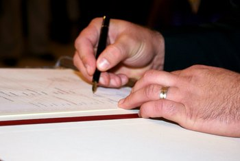 Co-signers take on considerable responsibility when signing someone else's mortgage loan.
