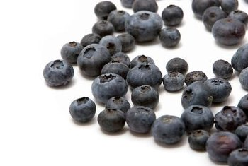 Benefits of Blueberries for the Eyes