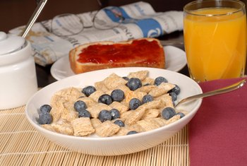A healthy breakfast boosts physical energy and improves concentration and memory.