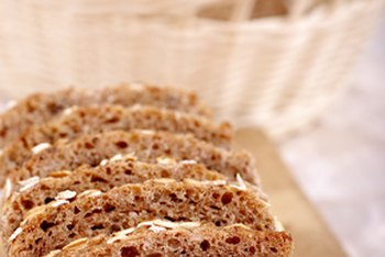 Gluten is found in wheat, barley and rye.