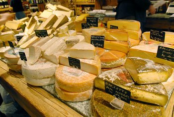 Some high-protein foods, such as full-fat cheese, are more likely to inhibit weight loss.