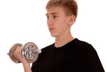 A well-designed resistance training program plays an important role in helping teens gain weight healthfully.