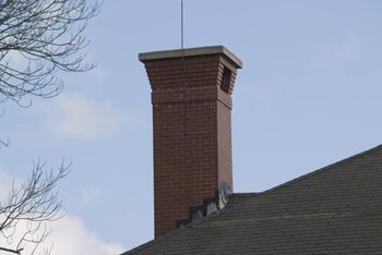 The California Building Code has stringent requirements for the design and materials used to build a chimney.