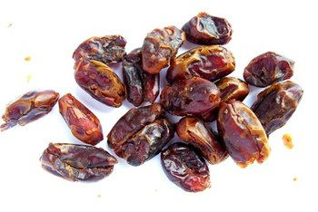 Dates are a nutritious sweet treat.