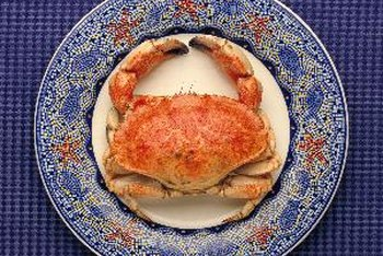 Eating shellfish like crabs is a good way for teens to boost their zinc intake.