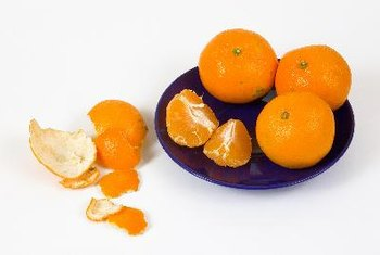 Pair your mandarin oranges with cottage cheese to boost your protein intake.