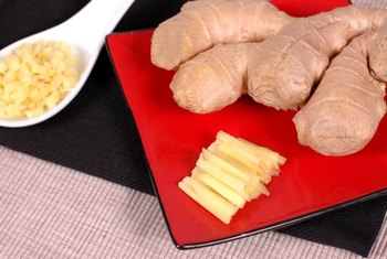 Fresh-squeezed ginger has many health uses.