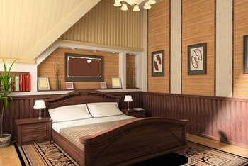 Decorating Ideas With Relaxing Colors For A Master Bedroom Home
