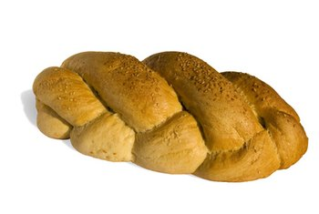 Most breads contain gluten.