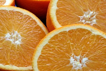 Oranges are rich in vitamin C and antioxidant compounds.