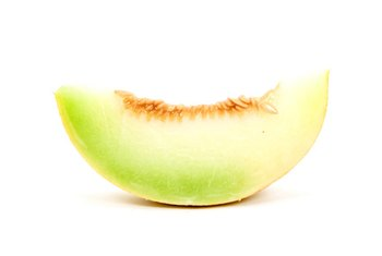 Honeydew melons are an excellent source of vitamin C.