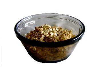 Eat oatmeal as a source of essential nutrients, including manganese and fiber.