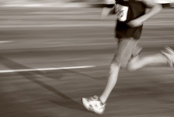 Running for longer than 90 minutes increases your use of carbohydrates for energy.