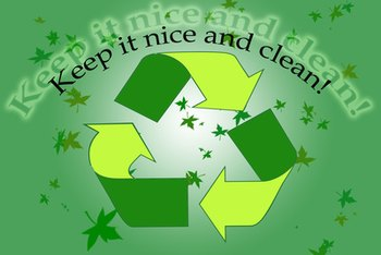 Reduce your carbon footprint in your apartment.