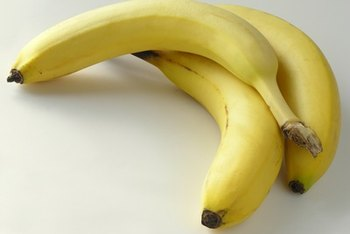 Bananas are rich in potassium and other nutrients that help your health