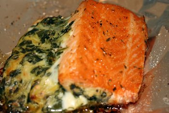 Maple-glazed salmon can be baked, grilled, steamed or pan-fried.