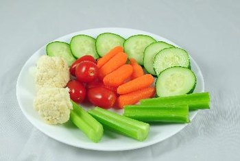 Fresh vegetables are low in sodium and provide essential nutrients.