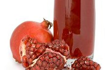 Compounds in pomegranates may offer health benefits to people with cognitive problems, prostate cancer and artery plaque.
