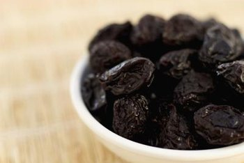 Eating prunes every day may relieve your constipation.