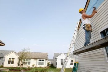Vinyl Siding Must Be Lied Over A Smooth Level Surface