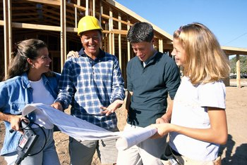 Your builder has to warranty your FHA-insured new home.
