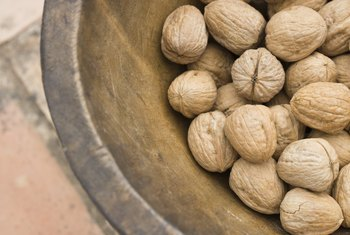 When pruned regularly, walnut trees are more balanced and produce higher yields.