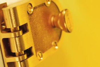 Time and wear cause sticky or stubborn deadbolts.