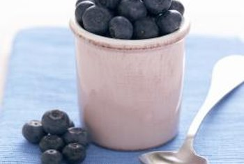 Eating blueberries once a week may lower your risk of heart disease significantly.