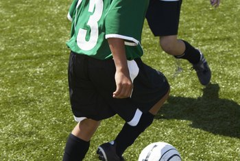 Encourage your preteen to take up a team sport.