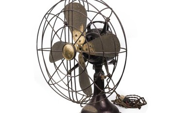 how to restore vintage emerson electric fans home guides sf gate rh homeguides sfgate com
