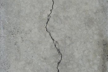 Repair surface cracks in your pool deck before they widen and deepen.