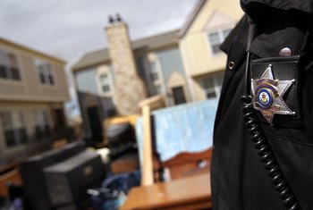 Even after a sheriff's sale, a homeowner has certain property rights.