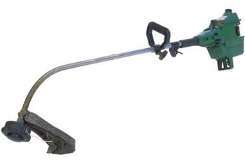 String trimmers with properly loaded line provide safe and satisfactory service.