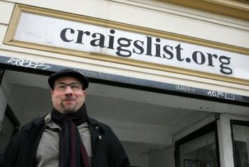 Craigslist's offices are based in San Francisco.