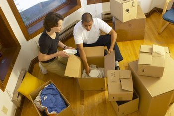 Notify your landlord when you intend to move.