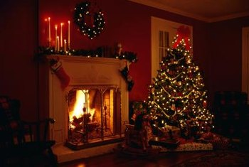 deck the halls in your preferred decorating style - Decorating Your Home For Christmas