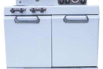 Use a three-prong or a four-prong power cord for your stove.