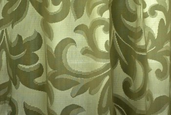 Sage Green Curtains Provide A Soft Neutral Accent