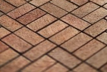 True Brick Is Made From Clay And Fired At High Temperatures
