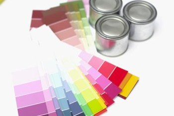 Mix your paint thoroughly to ensure an even color and texture.