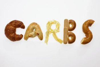 High triglycerides are associated with eating too many carbohydrates, especially simple sugars.