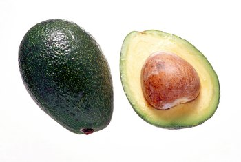Avocado seeds are easy to sprout, but the plants take a long time to mature.