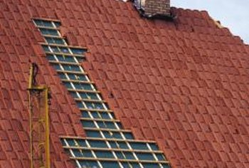 Concrete barrel tile roofs are used primarily in hot, sunny climates.