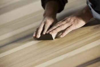 How Do I Get A Surface Scratch Off Of A Wood Floor Home